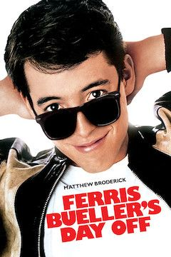 Ferris Bueller's Day Off movie poster.