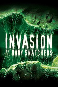 Invasion of the Body Snatchers movie poster.