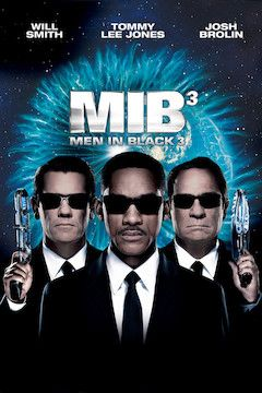 Men in Black 3 movie poster.