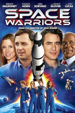 Poster for the movie Space Warriors