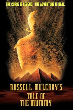 Russell Mulcahy's Tale of the Mummy movie poster.