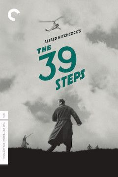 Poster for the movie The Thirty-Nine Steps