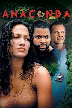 Anaconda movie poster.