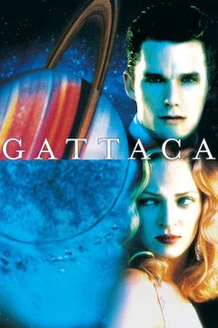 Poster for the movie Gattaca