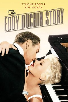 The Eddy Duchin Story movie poster.
