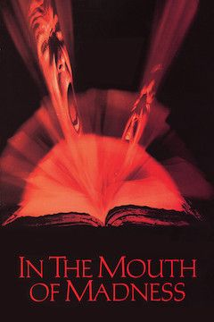 In the Mouth of Madness movie poster.