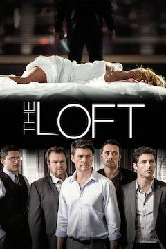 Poster for the movie The Loft