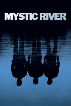 Mystic River movie poster.
