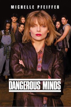 Dangerous Minds movie poster.
