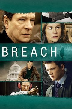 Breach movie poster.