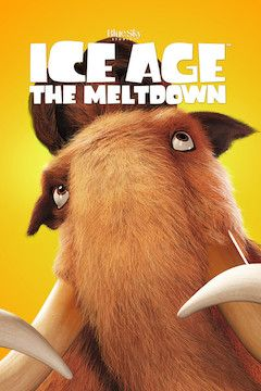 Ice Age: The Meltdown movie poster.