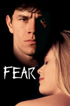 Fear movie poster.