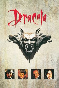 Bram Stoker's Dracula movie poster.