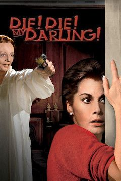 Die! Die! My Darling! movie poster.