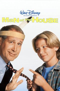 Man of the House movie poster.