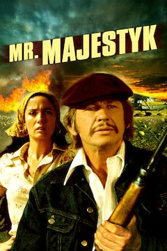 Mr. Majestyk movie poster.