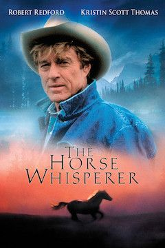 The Horse Whisperer movie poster.