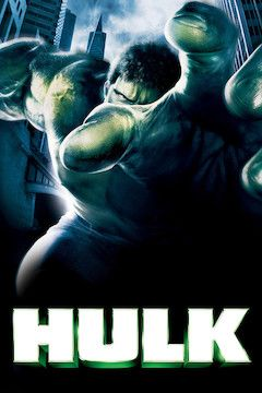 Poster for the movie Hulk