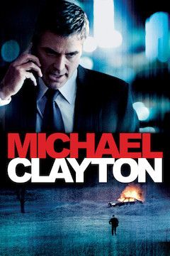 Michael Clayton movie poster.