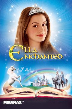 Ella Enchanted movie poster.