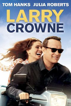 Larry Crowne movie poster.