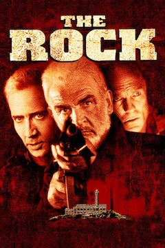 Poster for the movie The Rock