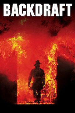 Backdraft movie poster.