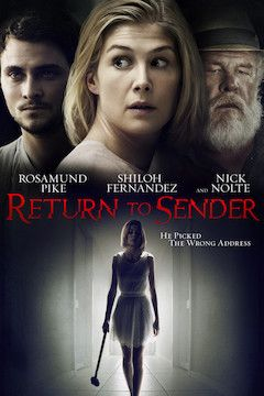 Poster for the movie Return to Sender