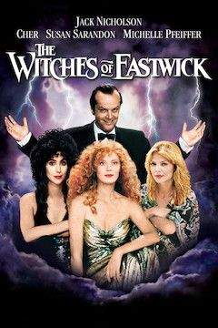 The Witches of Eastwick movie poster.