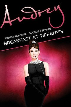 Breakfast at Tiffany's movie poster.