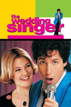 The Wedding Singer movie poster.