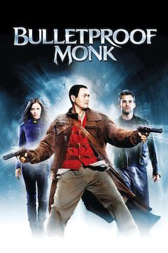 Bulletproof Monk movie poster.