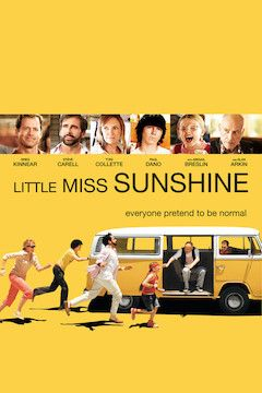 Little Miss Sunshine movie poster.