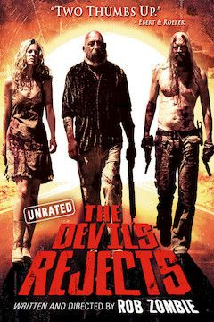 The Devil's Rejects movie poster.