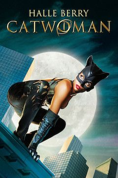Catwoman movie poster.