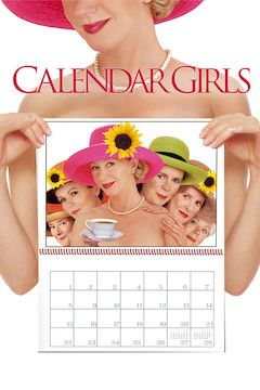 Calendar Girls movie poster.
