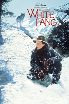 White Fang movie poster.