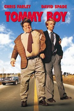 Tommy Boy movie poster.