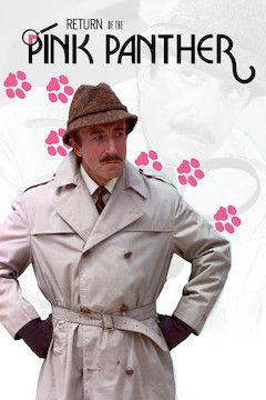 The Return of the Pink Panther movie poster.
