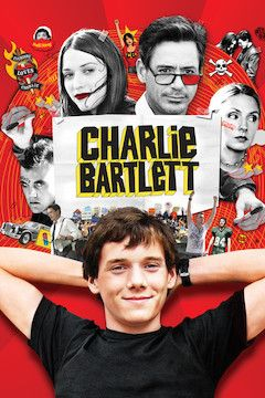 Charlie Bartlett movie poster.