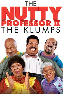 Nutty Professor II: The Klumps movie poster.