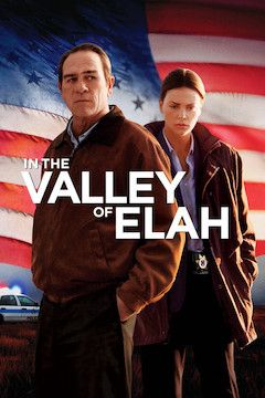 In the Valley of Elah movie poster.