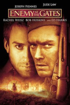 Enemy at the Gates movie poster.