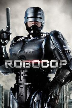 RoboCop movie poster.