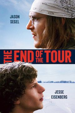 The End of the Tour movie poster.