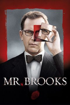 Mr. Brooks movie poster.