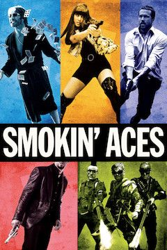 Smokin' Aces movie poster.