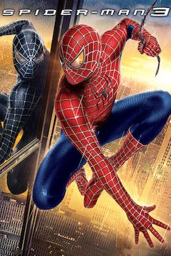 Spider-Man 3 movie poster.