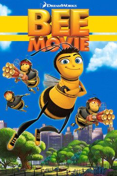 Bee Movie movie poster.