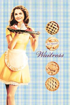 Waitress movie poster.